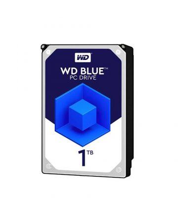 هارددیسک وسترن دیجیتال مدل Blue WD10EZEX حجم 1 ترابایت