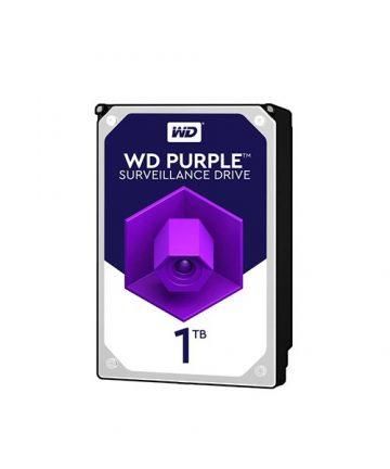 هارددیسک وسترن دیجیتال مدل Purple WD10PURZ حجم 1 ترابایت