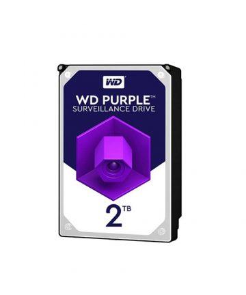 هارددیسک وسترن دیجیتال مدل Purple WD20PURZ حجم ۲ ترابایت