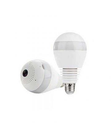 دوربین لامپی WIFI (تحت شبکه) V380